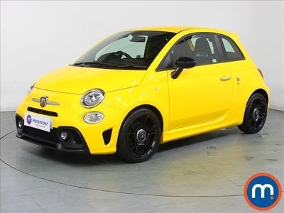 used Abarth 595 2018 Sheffield 1.4 T-Jet 160 Trofeo 3dr