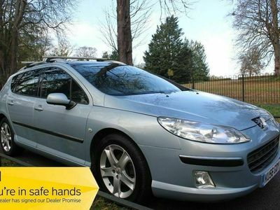 used Peugeot 407 HDI SW SPORT
