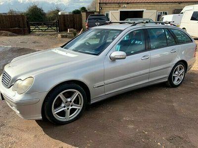 used Mercedes C270 C ClassESTATE 2.7 CDI AUTO AVANTGARDE 5-Door