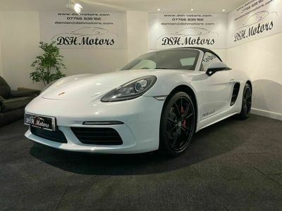 used Porsche 718 2.5T S PDK (s/s) 2dr STUNNING