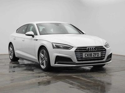 used Audi A5 1.4 TFSI S Line 5dr S Tronic