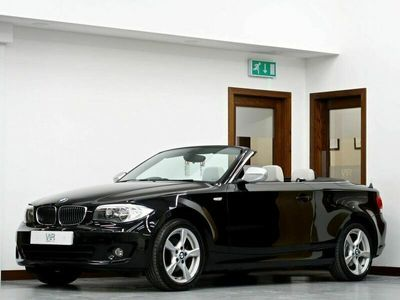 used BMW 120 1 Series 2.0 i Exclusive Edition Convertible
