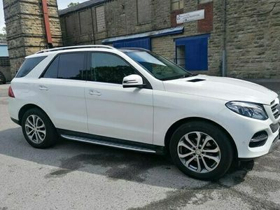 used Mercedes GLE250 Gle Class 2.1Sport (Premium Plus) G-Tronic 4MATIC (s/s) 5dr