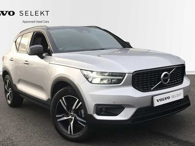 used Volvo XC40 2.0 D3 R Design 5Dr Geartronic