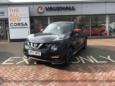 used Nissan Juke Nismo RS 1.6 DIG-T 5DR