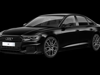 used Audi A6 40 TFSI Black Edition 4dr S Tronic