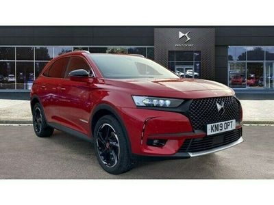 used DS Automobiles DS7 Crossback 2.0 BlueHDi Performance Line Crossback EAT8 (s/s) 5dr
