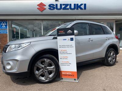 used Suzuki Vitara 1.6 SZ-T
