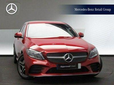 used Mercedes C300 C-ClassAMG Line Premium 4dr 9G-Tronic