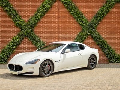 used Maserati Granturismo S 2-Door, 2011 ( )