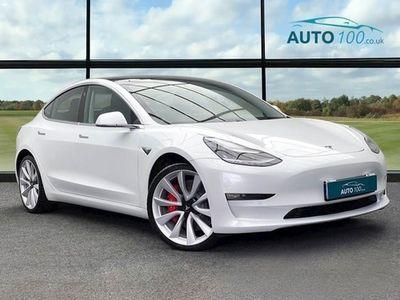used Tesla Model 3 PERFORMANCE (U26993)
