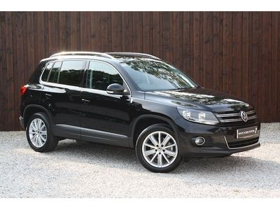 used VW Tiguan 2.0 TDI MATCH