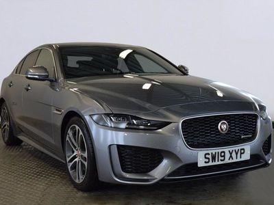 used Jaguar XE 2.0d R-Dynamic SE Auto (s/s) 4dr