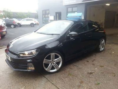 used VW Scirocco R-Line