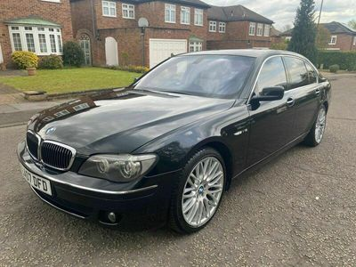used BMW 760L 7 Series I auto V12 6.0 4dr