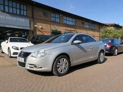 used VW Eos 1.4 TSI S Cabriolet 2dr