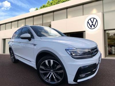 used VW Tiguan 2.0 TDI 150PS R-Line 4Motion DS