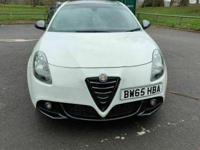 used Alfa Romeo Giulietta 1.4 TB MultiAir QV Line ALFA TCT (s/s) 5dr