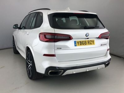 used BMW X5 X5Series 2018