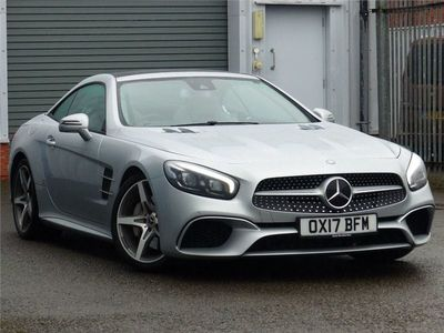 used Mercedes SL400 SL Class 3.0V6 AMG Line Roadster G-Tronic+ (s/s) 2dr