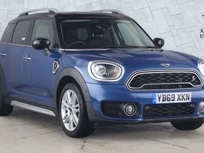 used Mini Cooper S Countryman ALL4 Exclusive 2.0 5dr
