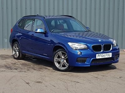 used BMW X1 sDrive 20d M Sport 5dr 2.0