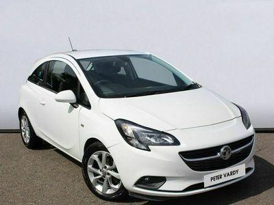 used Vauxhall Corsa 1.4i Energy (90ps) 3d Auto