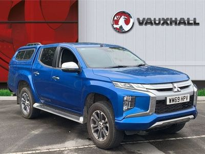 used Mitsubishi L200 Double Cab DI-D 150 Warrior 4WD Auto