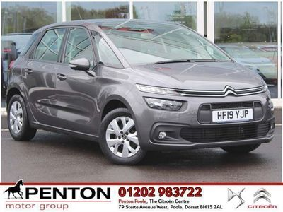 used Citroën C4 1.5 BlueHDi Touch Edition (s/s) 5dr