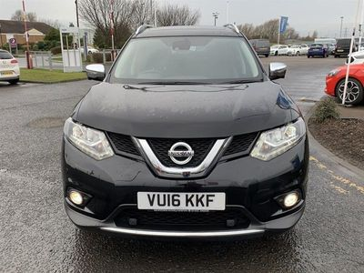 used Nissan X-Trail 1.6 Dci Tekna 5Dr diesel station wagon