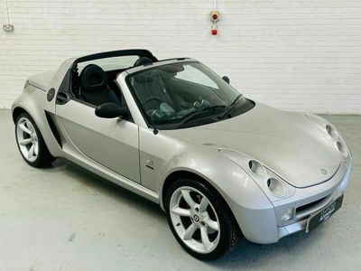 used Smart Roadster 0.7 FINALE EDITION 2d 81 BHP