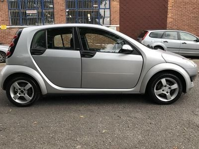 used Smart ForFour PASSION RHD (75BHP)