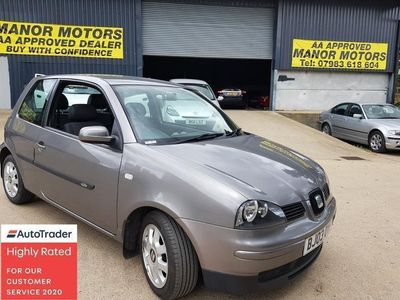 used Seat Arosa S 1.0 3dr