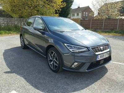 used Seat Ibiza 1.0 TSI XCELLENCE Lux DSG (s/s) 5dr GPF