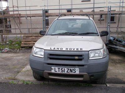 used Land Rover Freelander 2.0 TD4 GS 5dr