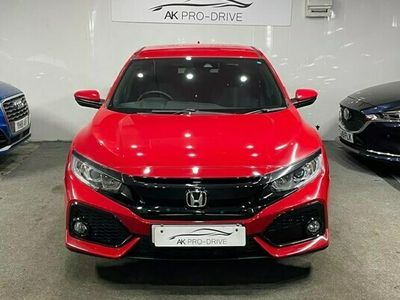 used Honda Civic 1.0 VTEC Turbo SR (s/s) 5dr
