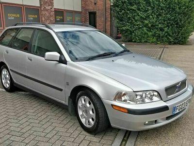 used Volvo V40 1.6 SE 5dr