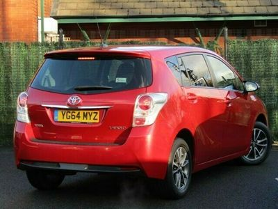 used Toyota Verso 1.6 VALVEMATIC ICON 5DR