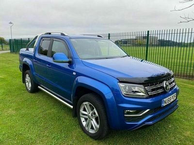used VW Amarok 3.0 TDI V6 Highline Double Cab Pickup Auto 4Motion (s/s) 4dr