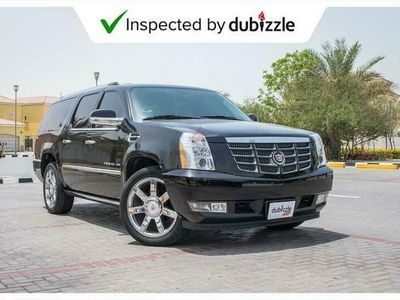 used Cadillac Escalade ESV INCLUDES SHIPPING, DUTIES AND UK REG COSTS