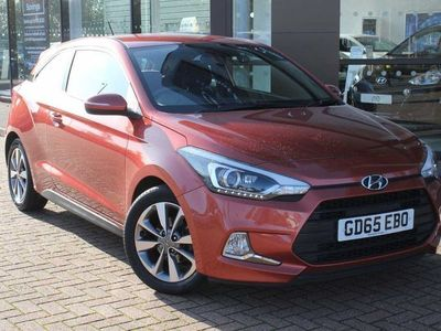 used Hyundai Coupé i20 1.2 Blue Drive SE ISG (84ps)3dr