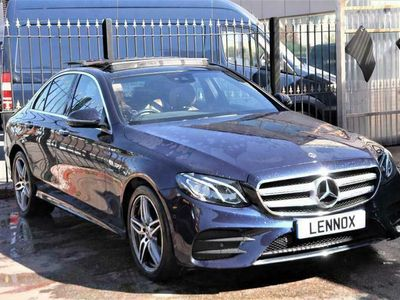 used Mercedes E350 E Class 2.06.4kWh AMG Line (Premium) G-Tronic+ (s/s) 4dr