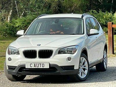 used BMW X1 2.0 20d Sport Auto xDrive 5dr