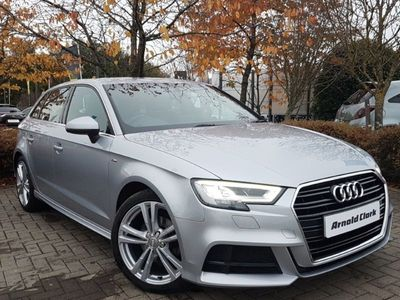 used Audi A3 1.4 Tfsi S Line 5Dr S Tronic