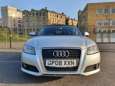 used Audi A3 Cabriolet 2.0 TDi Sport 2d S Tronic