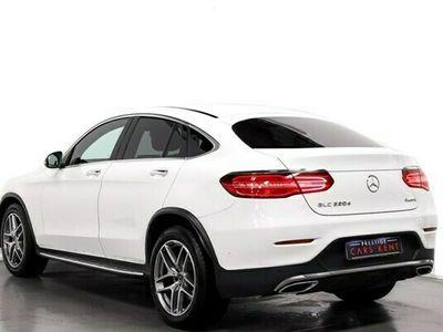 used Mercedes GLC220 GLC-Class Couped 4Matic AMG Line Premium Plus 9G-Tronic Plus auto 5d