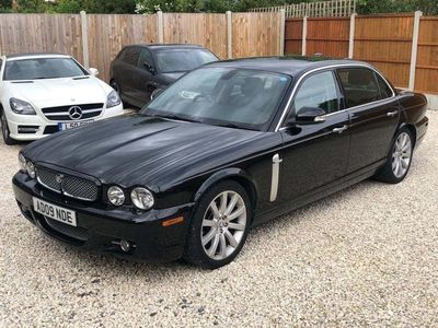 used Jaguar XJ 2.7 TD Executive LWB Saloon 4dr