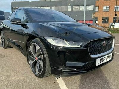 used Jaguar I-Pace 90kWh First Edition Auto 4WD 5dr