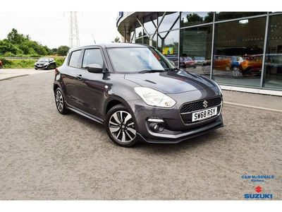 used Suzuki Swift 1.2 Dualjet Attitude 5dr