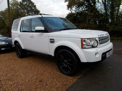 used Land Rover Discovery 4 SDV6 SE 5-Door